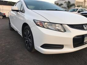 Honda Civic Ex Coupe Ta 4cil 2.0lts 140hp A/ac Qc Ra16 2013