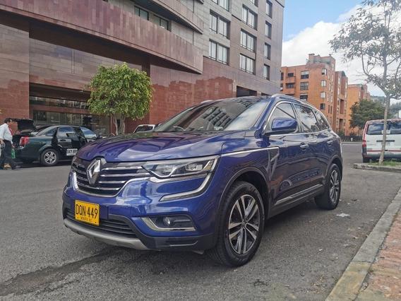 New Renault Koleos Intens 4x4 Automatica Y Full Equipo