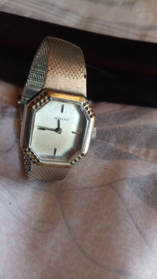 Reloj De Pulcera Para Dama Marca Rado Mod 332 32202