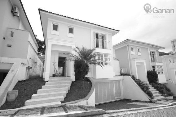 Casa Em Condomínio Para Venda E Locação Em Campo Belo - Ca0345