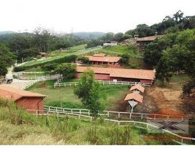 Sítio Com 3 Dormitórios À Venda, 145200 M² Por R$ 6.000.000 - Centro (são Roque) - São Roque/sp - Si0080