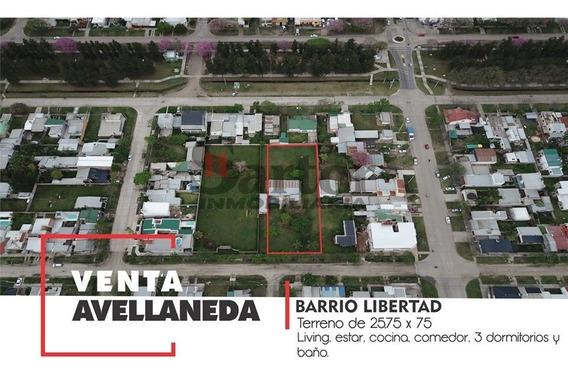 Terreno Y Casa En Venta En Bo. Libertad, Avellaneda Santa Fe