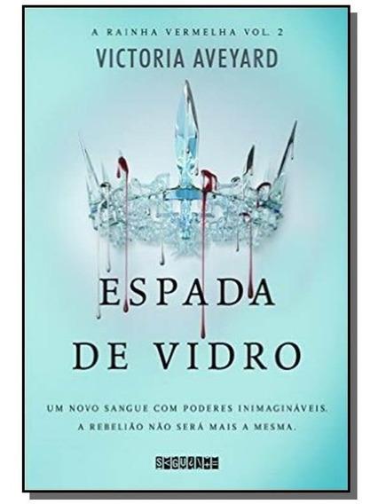Espada De Vidro - Vol.2 - Serie A Rainha Vermelha