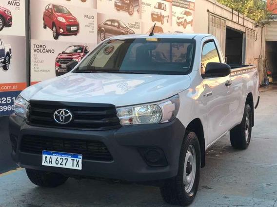 Toyota Hilux 2.4 Cs Dx 150cv 4x4 2016