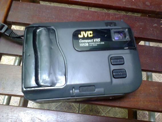 Filmadora S-vhs Jvc Gr-ez1 ( Sem Carregador E Sem Bateria )