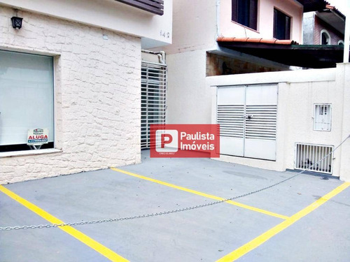 Sobrado Para Alugar, 250 M² Por R$ 6.800,00/mês - Brooklin - São Paulo/sp - So4539