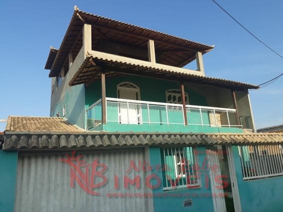 Linda Triplex 5 Quartos, No Centro De Unamar, Cabo Frio - Vcap 119 - 33061288