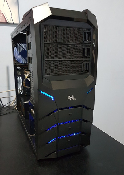 Pc Gamer I3 4170 + Gtx 950 2gb + 8 Gb Ram + Ssd 240gb + Hd