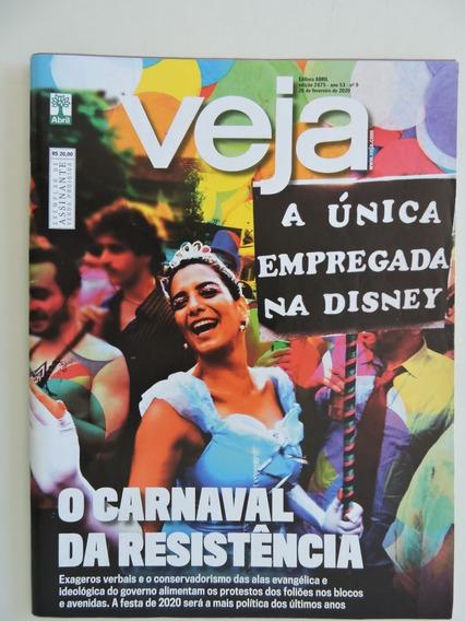 Veja #2675 26-fev-2020 O Carnaval Da Resistência