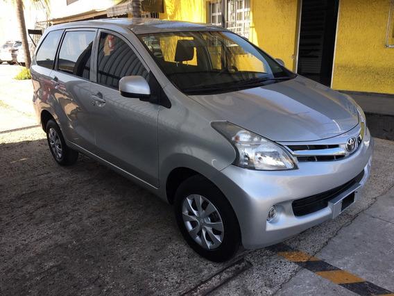 Toyota Avanza 2015 1.5 Premium Automatico Impecable