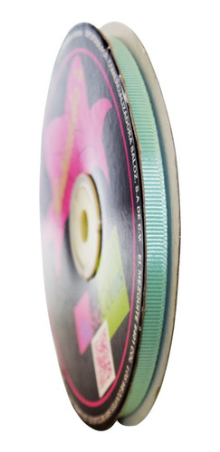 Imagen 1 de 1 de Listón Barrotado, Popotillo, Falla, 7mm X 45m- 1/4