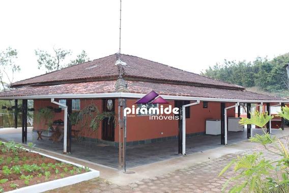 Sítio Com 5 Dormitórios À Venda, 201000 M² Por R$ 1.700.000 Área Rural - Zona Rural - Monteiro Lobato/sp - Si0020