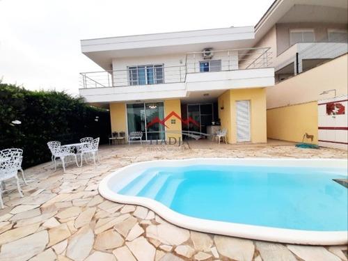 Casa A Venda Em Condomínio Bosque Dos Jatobás, Engordadouro Em Jundiaí. - Ca00442 - 69339735