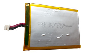 Bateria Tablet M7s Quad Core (100% Original) Seminova