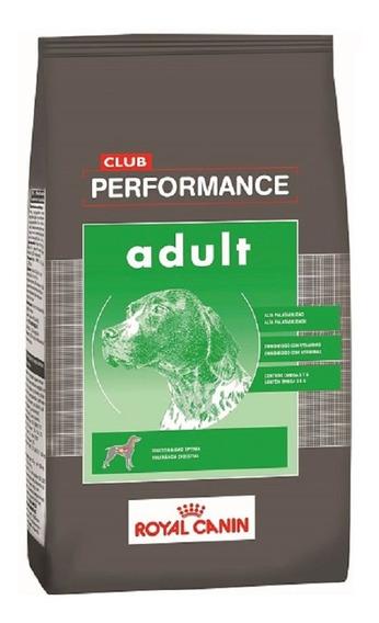 Royal Canin Club Performance Perro Adulto 20 Kg
