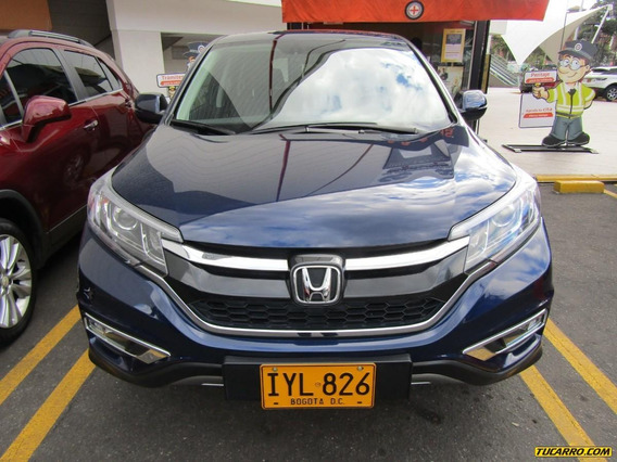 Honda Cr-v Cr-v 5dr Exlc 4wd