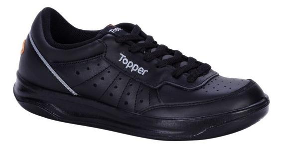 Topper X Forcer Zapatillas Cuero Vacuno