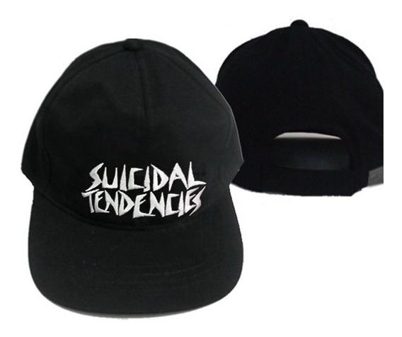 Boné Suicidal Tendencies - Logo