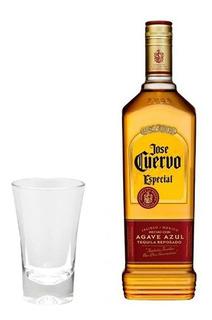 Tequila Jose Cuervo Especial Reposado - 375ml + Brinde Nf-e