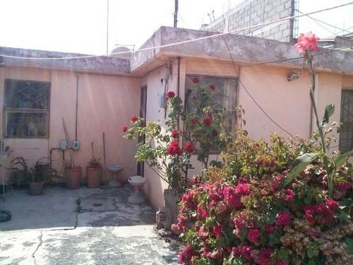 Casa En Venta Para Remodelar En Ciudad Azteca