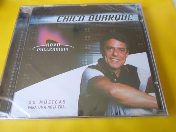 Cd Chico Buarque / 20 Músicas Para Uma Nova Era / Novo