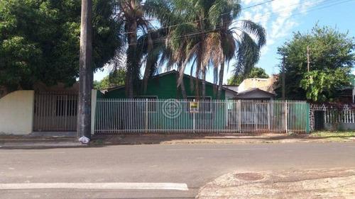 Imagem 1 de 4 de Casa Com 4 Dormitórios À Venda, 183 M² Por R$ 500.000,00 - Jardim São Paulo Ii - Foz Do Iguaçu/pr - Ca0657