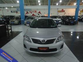Toyota Corolla Gli 1.8 4p Flex Automatico