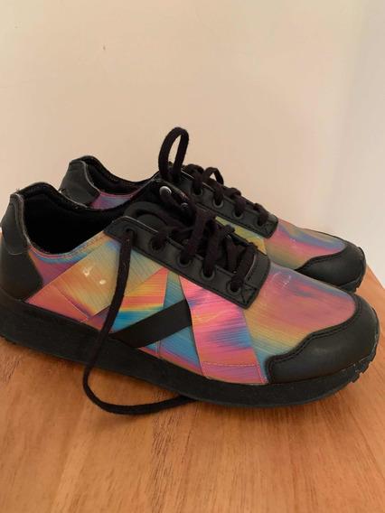 Zapatillas Mujer A
