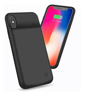 Estuche Case Bateria Power Bank iPhone 6 7 8 Plus Xr Xs Max