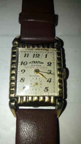 Reloj Ultramar Extra Ancora 19 Rubis