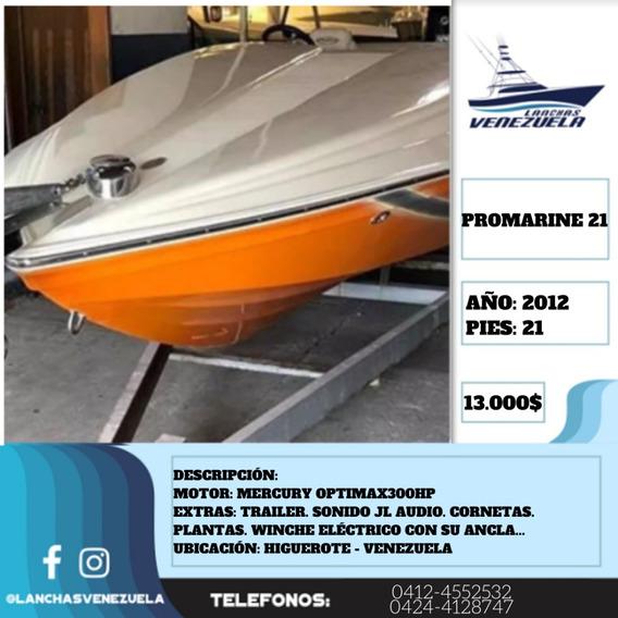 Lancha Promarine Lv133