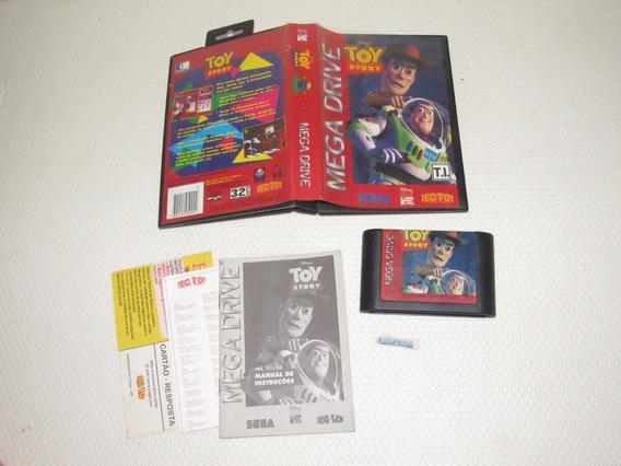 Toy Story Original Tec Toy Mega Drive Completa