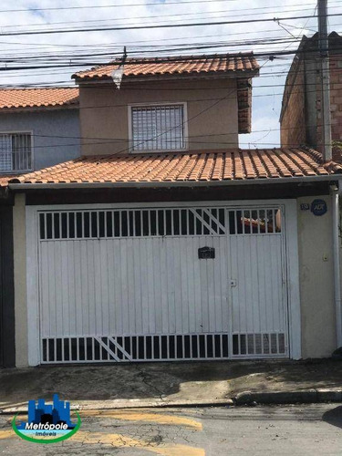 Imagem 1 de 30 de Sobrado Com 2 Dormitórios À Venda, 80 M² Por R$ 400.000 - Jardim Bela Vista - Guarulhos/sp - Sp - So0448_metrop