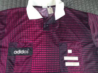 Camisa De Juiz De Futebol adidas Anos 90 Tam G (70x56)