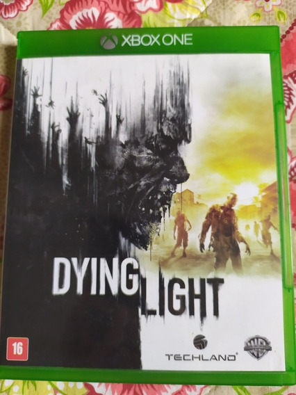 Dying Light Xbox One Mídia Fisica