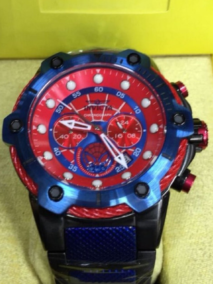 Relógios Importados Masculino Promoção Marvel