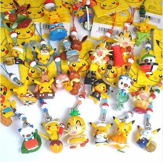 Pokemon Go 5 Chaveiros De Pokemon R$ 39,90 + Frete R$ 12,99