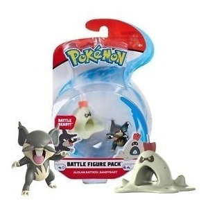 Pokemon Battle Figure Pack Coleccionalos 67921 Local/envios