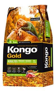 Kongo Gold Natural Adulto X 21 Kg