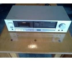 Reproductor Stereo Kenwood De Casetes.