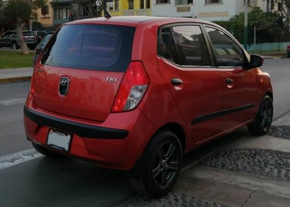 Hyundai I10 Hatchback 2011