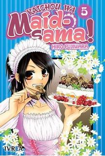 Kaichou Wa Mad-sama! 05 - Hiro Fujiwara