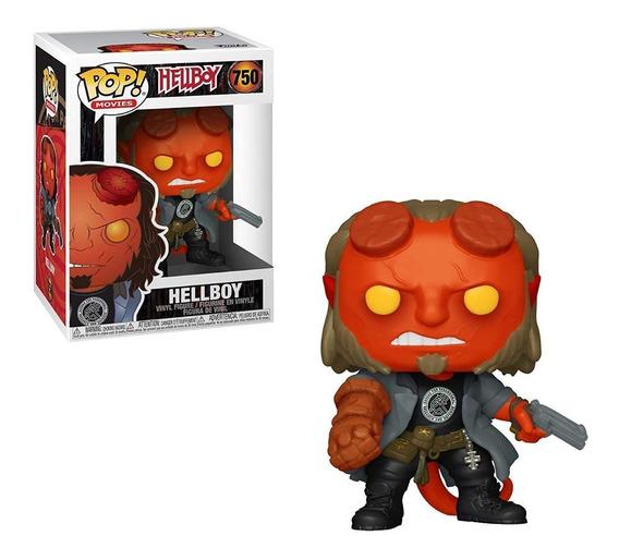 Funko Pop! Hellboy # 750. Fun Labs.