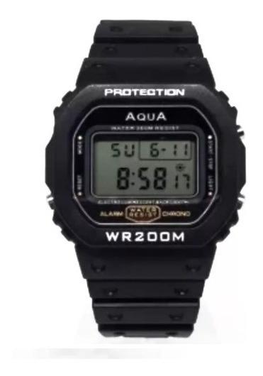 30 Relógio Presidente Bolsonaro Militar Atacado Aqua Revenda