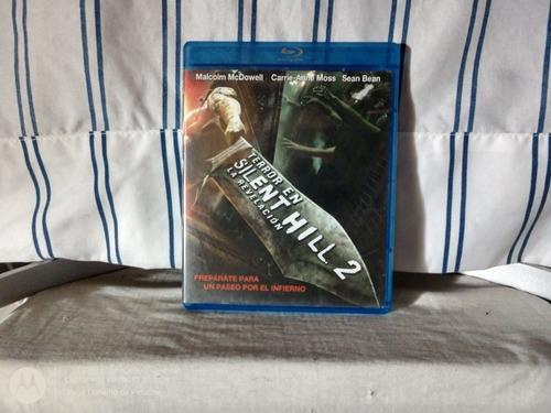 Imagen 1 de 3 de Terror En Silent Hill 2 La Revelación Película Bluray