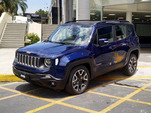 Jeep Renegade Longitude At6 2020 0km Color A Convenir