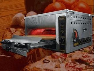 Forno À Gás Para Pizza Modelo Vulcão Montcarinox, O Melhor!!