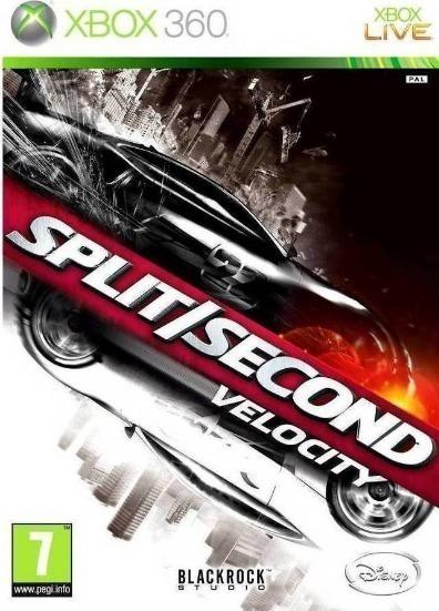 Split Second Midia Digital Xbox 360
