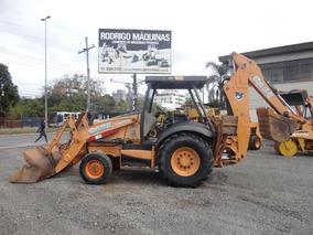 Retroescavadeira Case 580n 4x2 - 2013