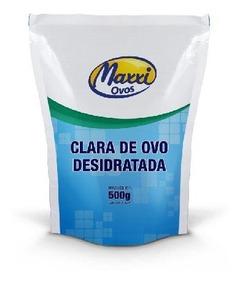 Albumina 500g Natural Maxxi Ovos